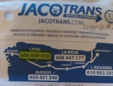 Back pack transport envelope for Mochila