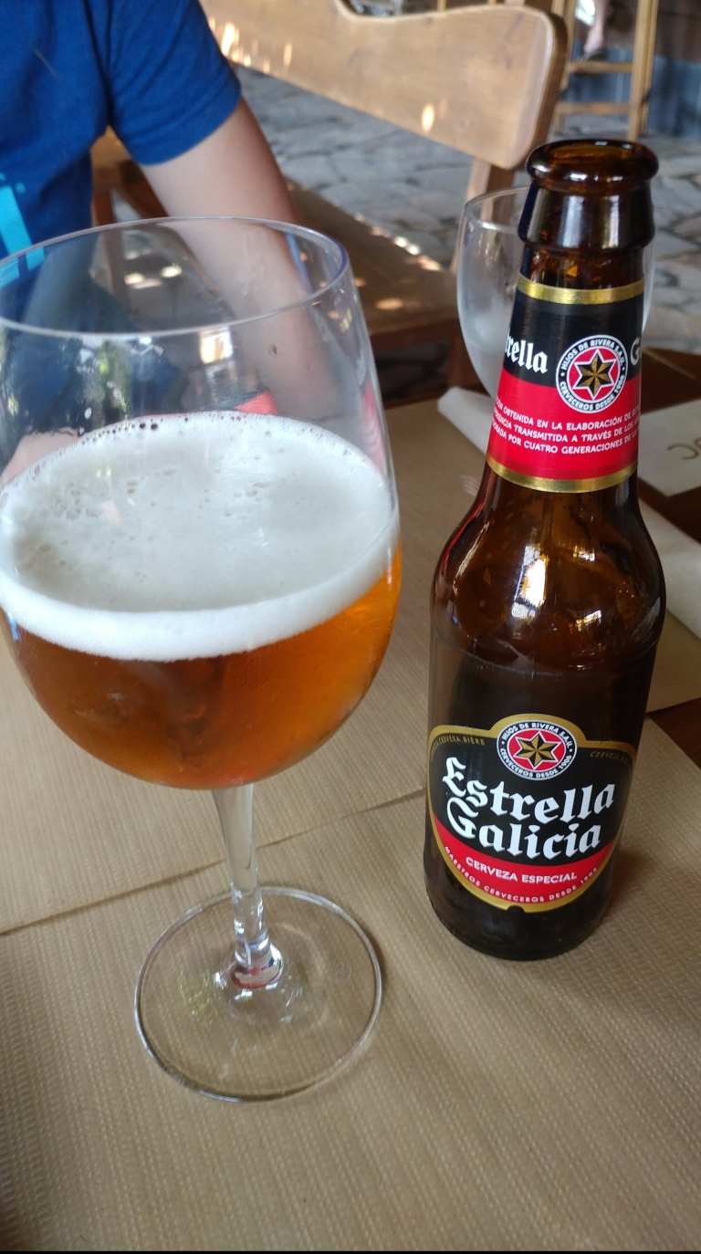 Estrella Galicia Cerveza