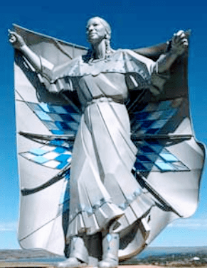 Dignity Monument in South Dakota