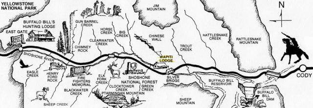 Shosone National Forest
